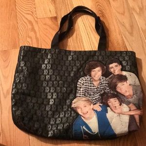 One direction tote bag!